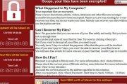 Wannacry, scoperto il sistema operativo più colpito dal ransomware