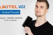 Oukitel U22, nuovo camera phone Android pronto alle prevendite!
