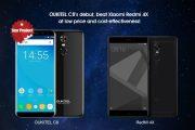 Oukitel C8 contro Xiaomi Redmi 4X, sfida senza storia!