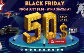 Black Friday TomTop: smartphone e giochi elettronici scontati fino a 50%