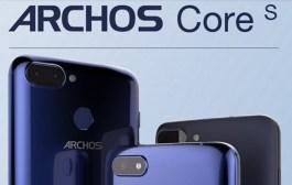 Archos Core S: tre nuovi smartphone Android low-cost, anche con schermo 18:9