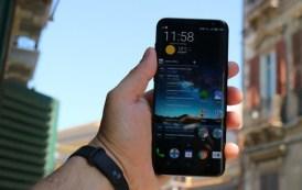 Galaxy S8+: inizia la distribuzione di Android Oreo 8.0 stabile sul territorio europeo