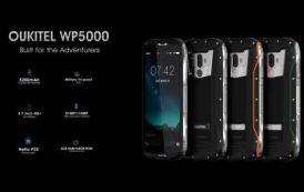 OUKITEL WP5000 non è solo un telefono rugged: un filmato esclusivo lo dimostra