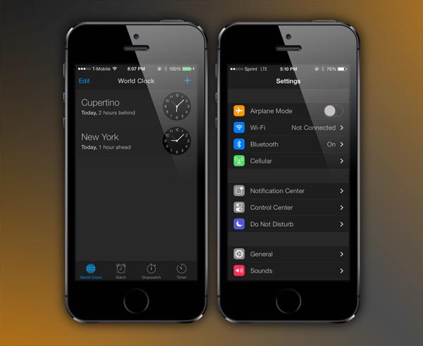 Ios 12 Ecco Come Attivare La Modalità Dark Mode Su Iphone