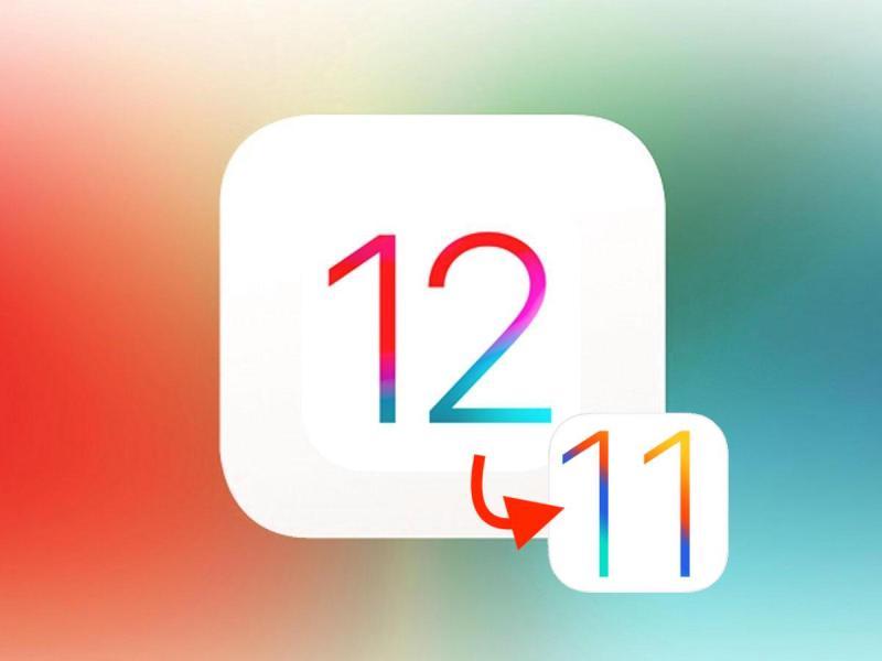 Come rimuovere iOS 12 da iPhone