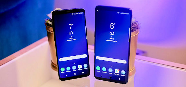 Creare, modificare ed eliminare una cartella su Samsung Galaxy S9 e S9 Plus