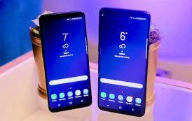 Come far illuminare i bordi all'arrivo delle notifiche su Samsung Galaxy S9+