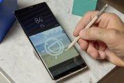 Prendere appunti sullo schermo bloccato con Samsung Galaxy Note 8