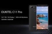 Nuovo smartphone in arrivo, OUKITEL C11 Pro è trapelato online con display da 5,45 pollici e 3 GB di RAM