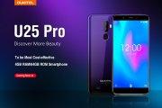 OUKITEL U25 Pro: arriva il nuovo smartphone a gradiente di colore ad un costo di circa 90 euro