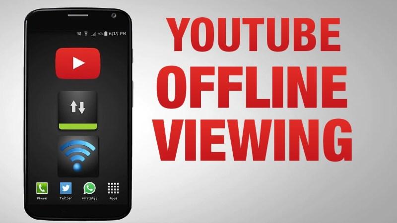 Come guardare i video di YouTube su Android offline