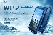 OUKITEL WP2 in super offerta in occasione di AliExpress Winter Sale, potete acquistarlo a meno di 200 euro