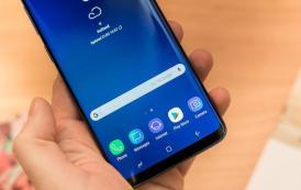 Come fare uno screenshot con un colpo di mano su Samsung Galaxy S9 e S9+