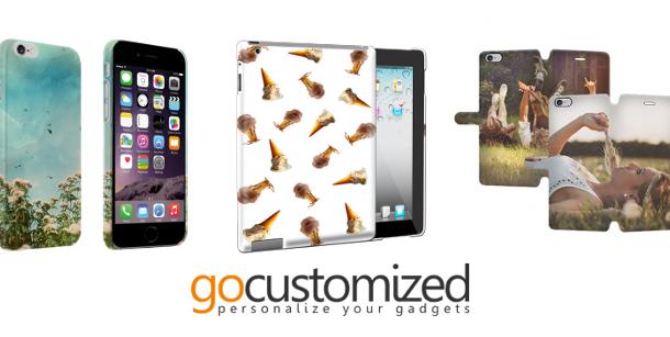 Gocostomized cover personalizzate con foto e molto altro