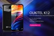 Nuovo telefono da 10000 mAh! OUKITEL sta rilasciando un altro smartphone K12 con una super autonomia