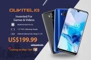 OUKITEL K9 in vendita dal 13 maggio, con uno sconto per chi lo acquista entro il 20 maggio 2019