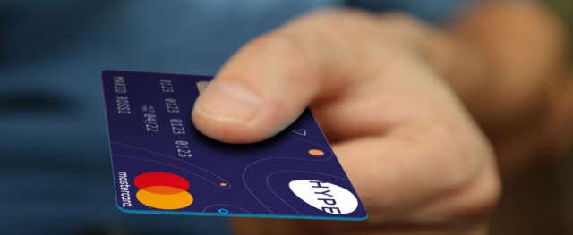 Come inserire la carta HYPE Start nel portafoglio Paypal
