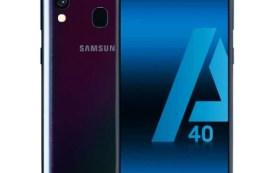 Samsung Galaxy A40 riceve un importante aggiornamento: ecco di cosa si tratta