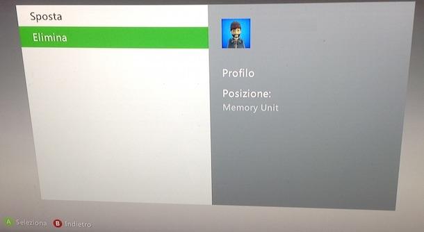 Come eliminare i profili su Xbox One