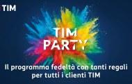 TIM Party offre ben 10 buoni Amazon dal valore di 100 euro per un totale di 10 giorni