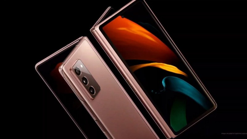 Pre-ordini Samsung Galaxy Z Fold 2
