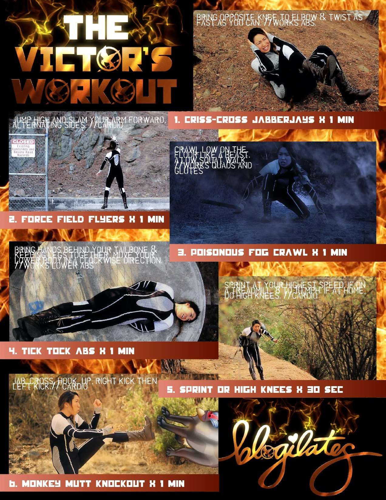 The Victor S Workout