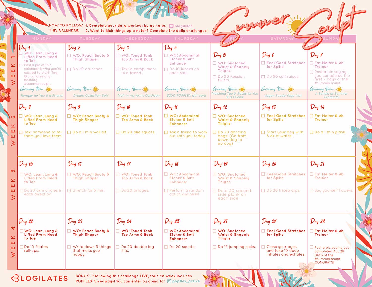 Body Beast Schedule Printable That Are Priceless
