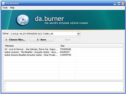 daBurner