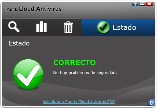 Panda Cloud Antivirus 1.1