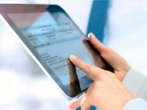 Tablet per trasformazione digitale