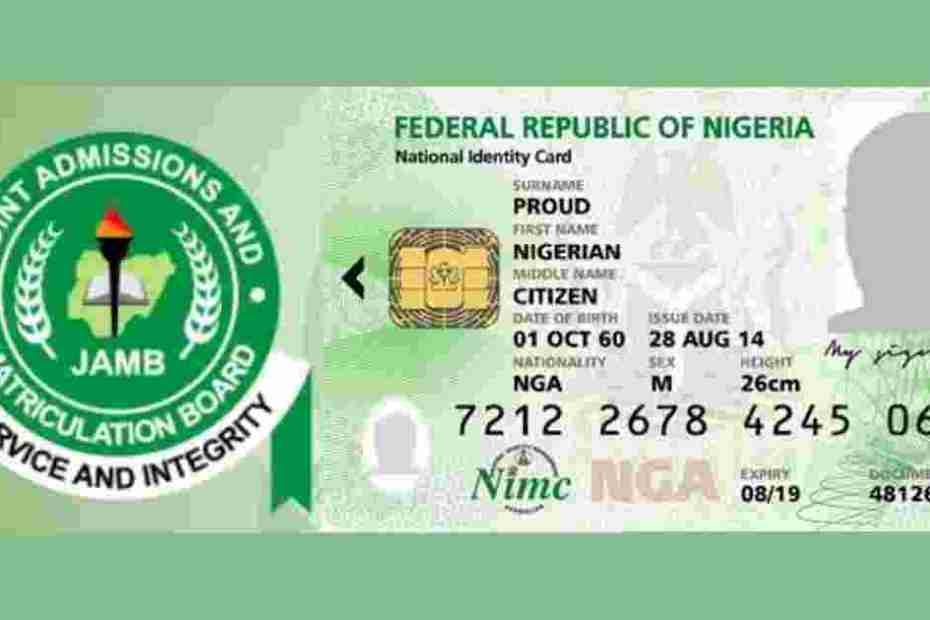 How to get NIN for jamb registration