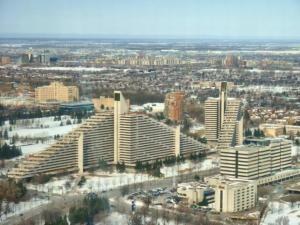 Montreal Olympic Village 1976 - internettuale