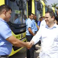 Prefeito Edivaldo segue transformando o sistema de transporte urbano de São Luís