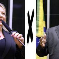 Líder bolsonarista, Joice Hasselmann provoca Lula e Márcio Jerry responde