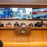 Othelino presta homenagem aos 40 anos do PT e destaca sua importância para o Brasil