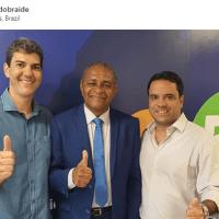 Deputado Genro de Nelma Sarney declara apoio a Braide