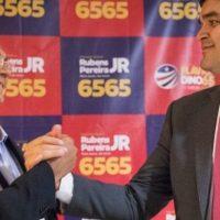 Governador confirma que Rubens Júnior será candidato a prefeito de São Luís