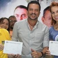Presidente do PSL tenta convencer Tadeu Palácio disputar a eleição para prefeito