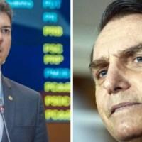 Aliado de Braide, presidente Jair Bolsonaro é rejeitado por 61,9% dos ludovicenses