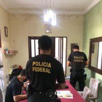 PF desarticula organização criminosa voltada para a prática de extorsão no Maranhão