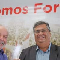 """Dino diz que centro """"está indo para Lula"""" e que ex-presidente é quem tem mais chances de vencer Bolsonaro"""