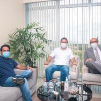 """""""Tem total liberdade"""", diz Edilázio sobre a relação de amizade de Edivaldo Holanda Junior com o governador Flávio Dino"""