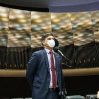 Rubens Jr promove reunião on-line para apresentar projetos que beneficiam Pessoas com Deficiência
