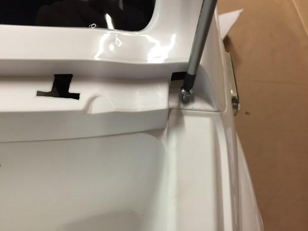 baie de pare-brise Ford Ranger 12 Volts