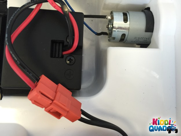 borne de recharge audi R8 Spyder électrique pour enfant