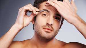 Eyebrow Shaping For Men