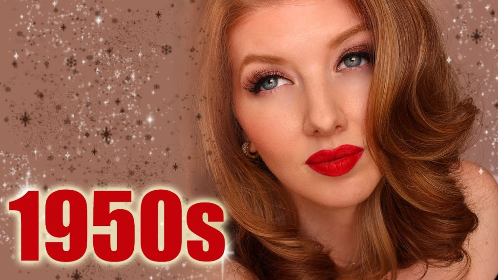 How To Get 1950's Make Up Styles