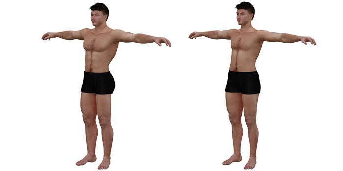 Getting The V-Shaped Body