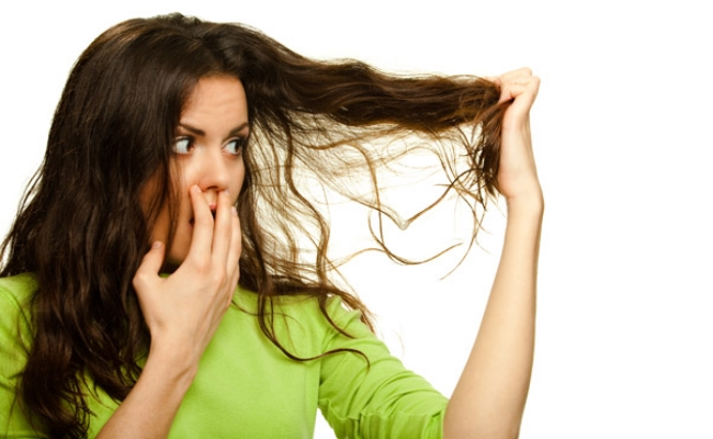 Signs of Damaged Hair