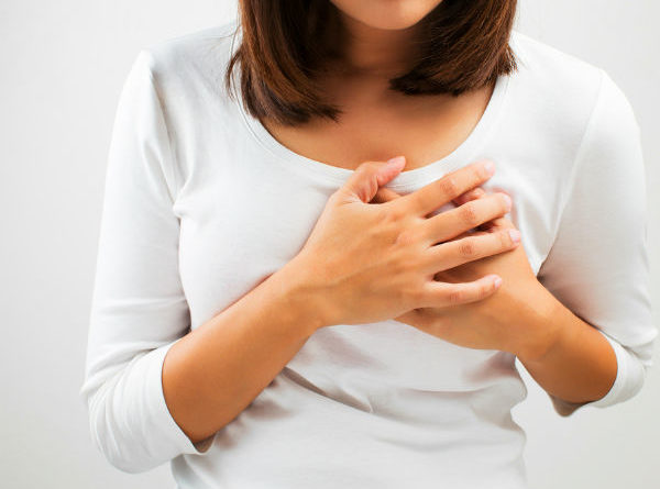 Ways To Treat Breast Pain Caused By Fatty Acid Imbalance